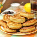 пышные оладьи на кефире, рецепт с фото пошагово
