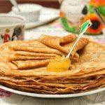 блины на сыворотке рецепт с фото пошагово