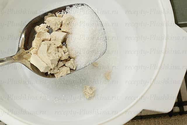 сахари дрожжи