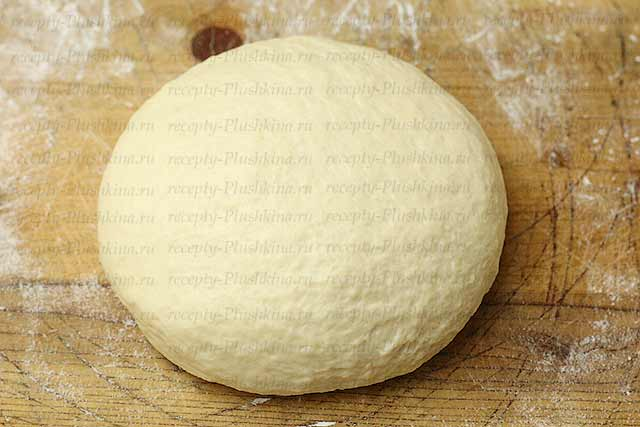 простое тесто на булочки рецепт с пошаговыми фото