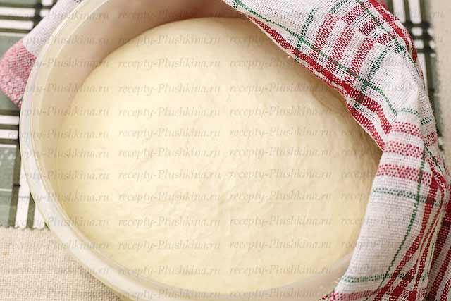 как приготовить вкусное тесто для дрожжевых булочек