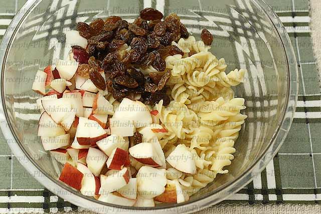 лапшевник из макарон рецепт