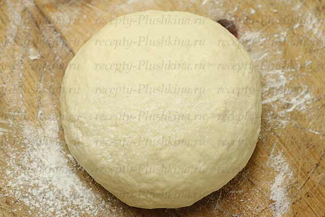 хлеб из заварного теста дома