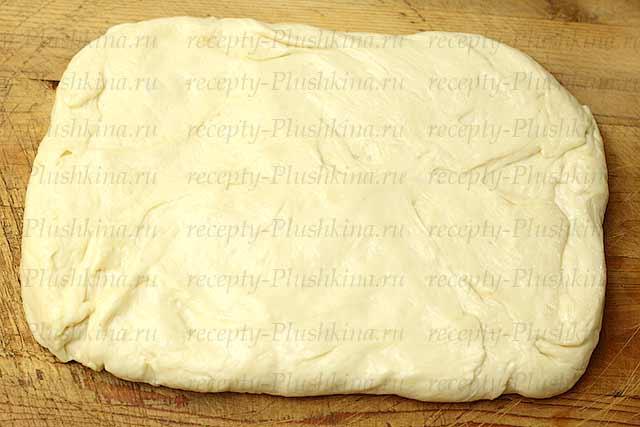 вкусный заварной хлеб