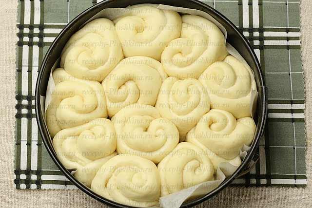 как приготовить булочки на кефире
