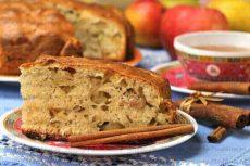 Яблочный пирог на сметане – вкуснее шарлотки!