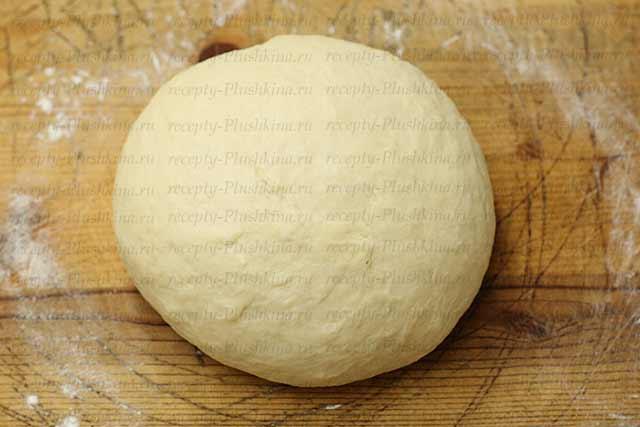 тесто для осетинского пирога рецепт с фото