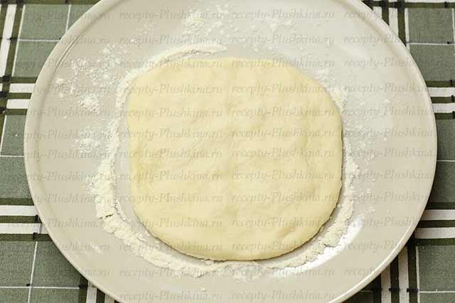 как сделать осетинские пироги фото