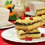рецепт тертого пирога с вареньем