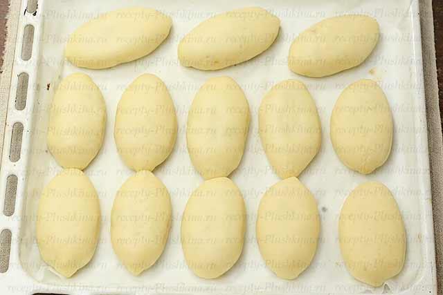 приготовление пирожков с капустой