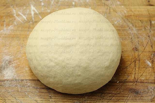 домашний хлеб из дрожжевого теста