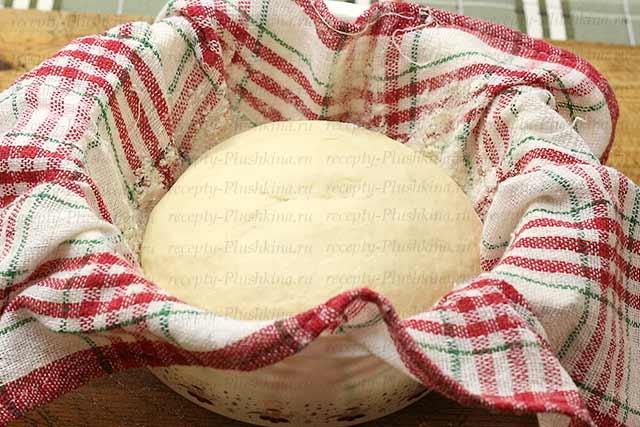 приготовление домашнего хлеба на дрожжах