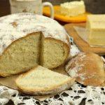 как испечь хлеб в духовке дома