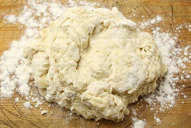 как замесить дрожжевое тесто для хлеба