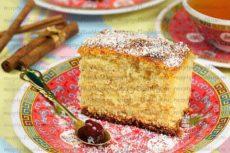 Манник на кефире – два вкусных рецепта