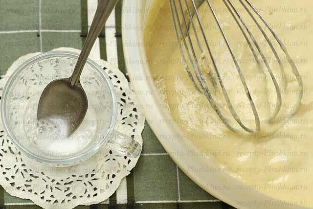 оладьи из кислого кефира пошаговый рецепт с фото