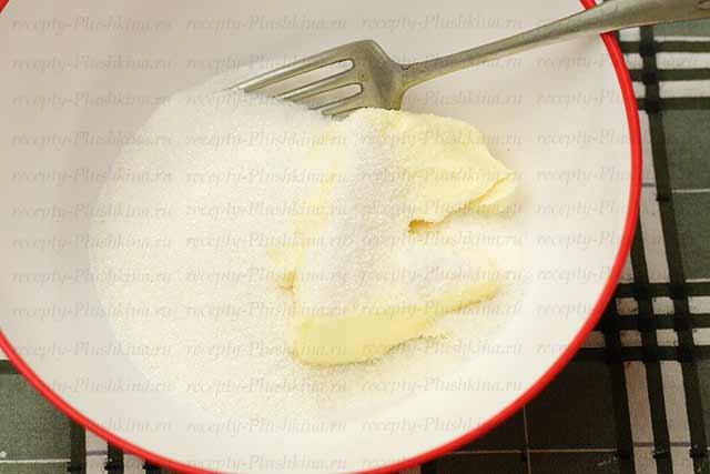 приготовление печенья Хризантема