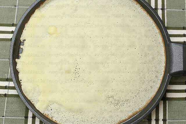 классические блины на молоке рецепт с фото