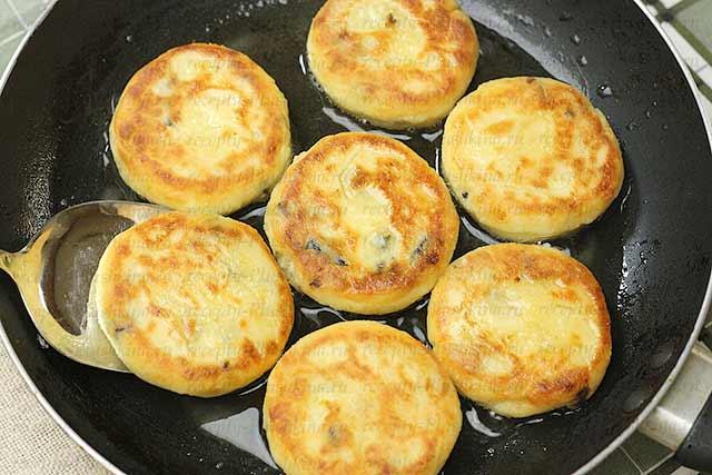 Как сделать сырники рецепт с фото пошагово