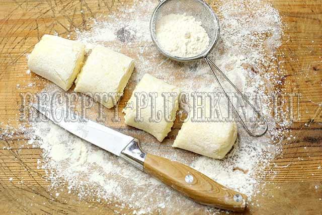 заготовки для сырников из творога