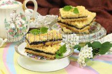 Печенье тертое с вареньем «Аннушка»