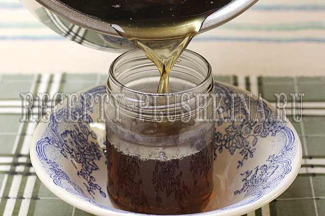 рецепт варенья из одуванчика