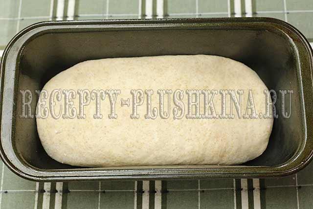 приготовление цельнозернового хлеба