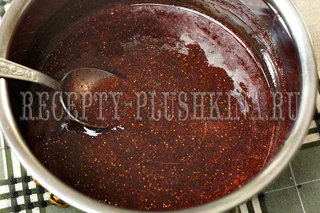 рецепт клубничного джема на зиму
