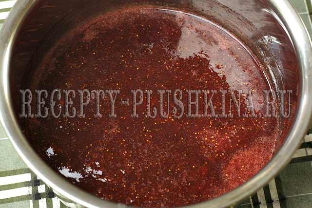 рецепт вкусного джема из клубники на зиму