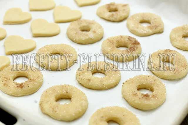 печенье из творога рецепт с фото пошагово