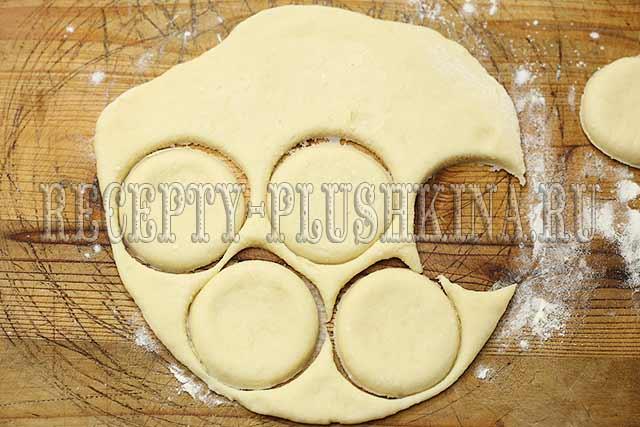 рецепт очень вкусного печенья из творога
