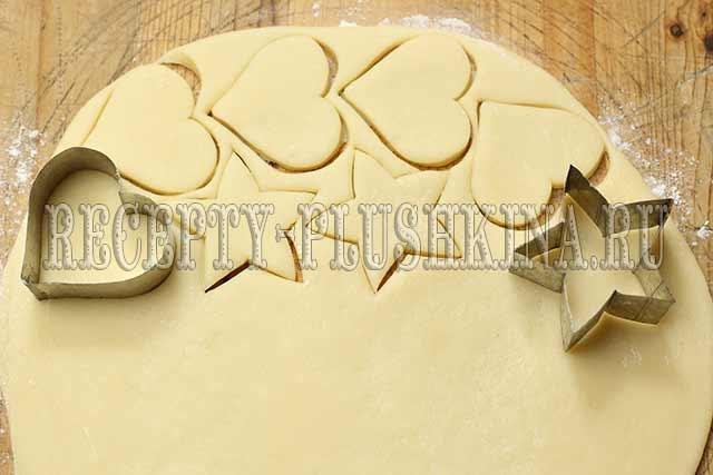 рецепт постного печенья на рассоле
