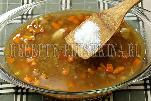 рецепт гречки с курицей в духовке