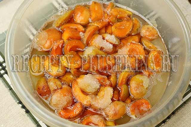 варенье из абрикосов рецепт с фото