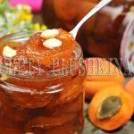 варенье из абрикосов с косточками королевский рецепт