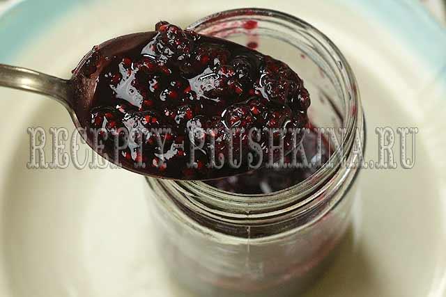 варенье из малины рецепт на зиму