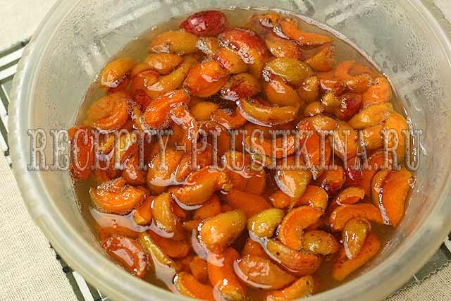 джем из абрикосов рецепт с фото