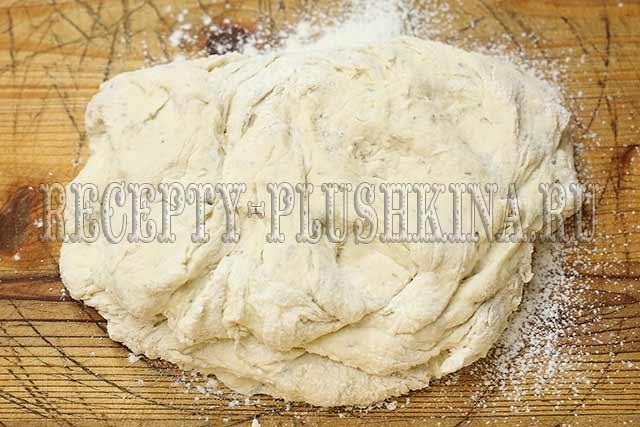 приготовление фокаччи по классическому рецепту