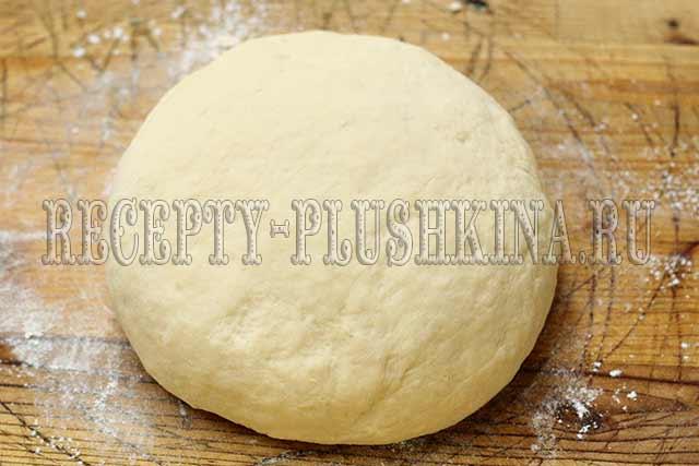 тесто для жареных пирожков на кефире