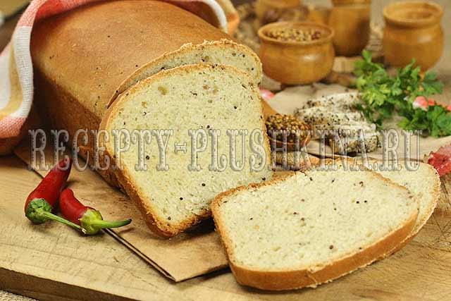 горчичный хлеб рецепт