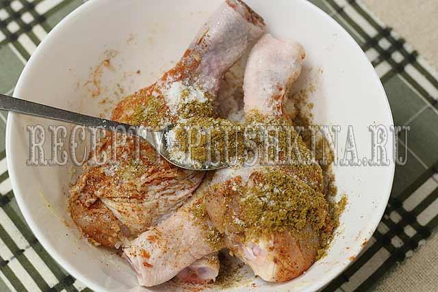 как приготовить карри с курицей