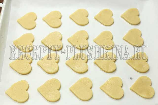 простое песочное печенье рецепт с фото пошагово