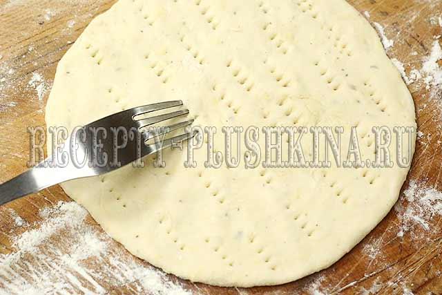 рецепт сырных лепешек
