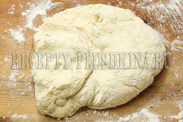 как сделать тесто на кефире для сырных лепешек