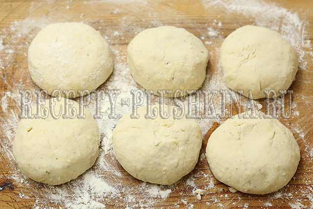 как приготовить сырные лепешки