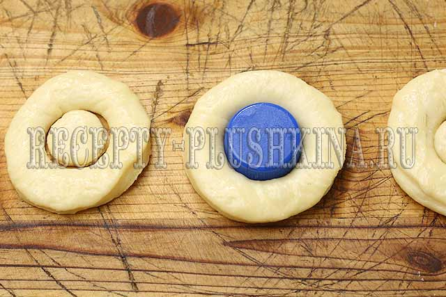 пончики рецепт с фото пошагово
