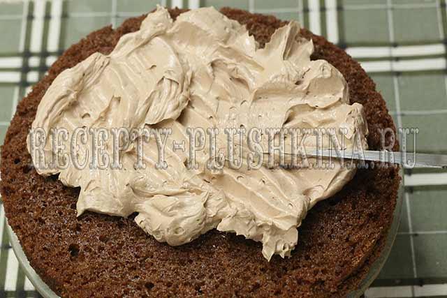 торт Прага рецепт с пошаговыми фото