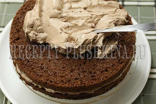 как приготовить торт Прага дома