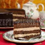 торт Прага в домашних условиях