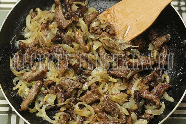 как готовить бефстроганов из говядины